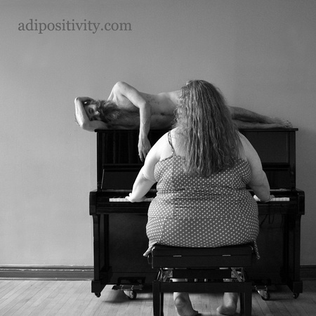 This Powerful Photo Series Proves That Fat Is Beautiful